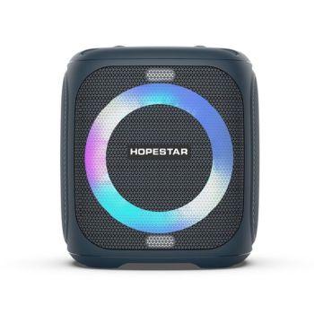 مكبر صوت هوب ستار بارتي 100 بلوتوث محمول - ازرق