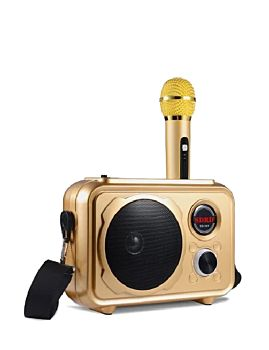 SDRD High Quality Speaker With One Mic Gold
