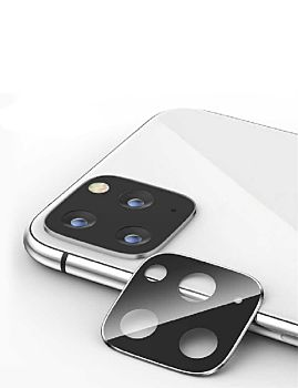 Shield Protector For Lens For IPhone 11 Pro Silver (LENS SHIELD PRO S)