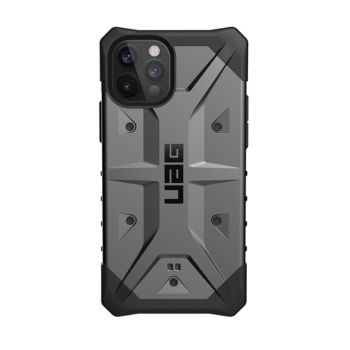 UAG Pathfinder Series Case for iPhone 12&12 Pro - Silver