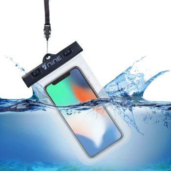 غطاء هاتف عالمي مقاوم للماء