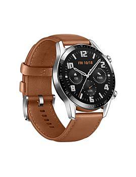 Huawei Watch GT 2 46mm LTN-B19  - Pebble Brown