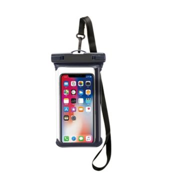 New Water Proof Mobile Phone Case IPX8 20M -  Black