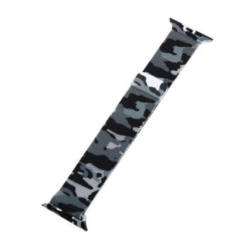 Coteetcl Magnet Band For iWatch 42/44mm -Air Force Camoflage