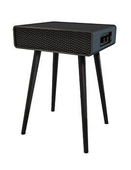 مكبر صوت على شكل طاولة - اسود من رومبيكا