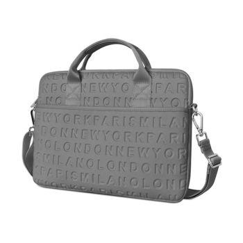 "WIWU Vogue Laptop Bag 15.4"" Gray"