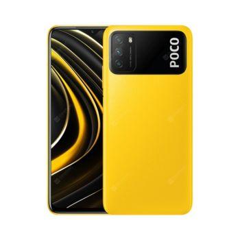 Xiaomi  Poco M3 64GB with 4 GB RAM - Yellow (MI M3 64/4 Y)
