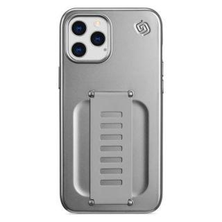 Grip2u SLIM for iPhone 12/12 Pro (Metallic Silver)