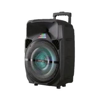 """15"""" Wireless Speaker Kimiso with Wireless Mic (QS-1501)"""