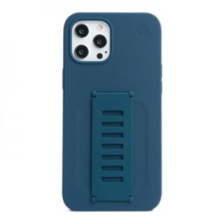 Grip2u Silicone Case for iPhone 12 Pro Max (Navy)