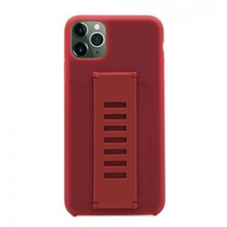 Grip2u Silicone Case for iPhone 12 Pro Max (Red)