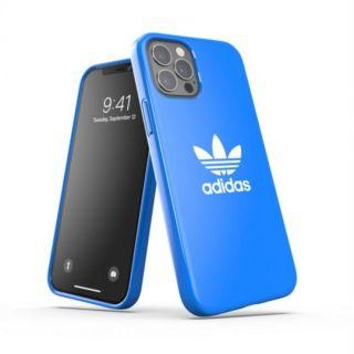 Adidas iPhone 12 - 12 Pro Trefoil Snap Case - Blue (42289)