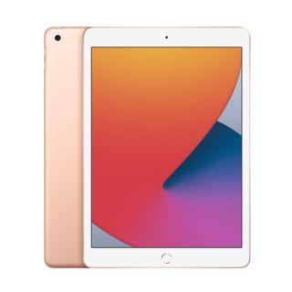 "Apple iPad 8(2020) 10.2"" 32GB Wi-Fi - Gold (MYLC2)"