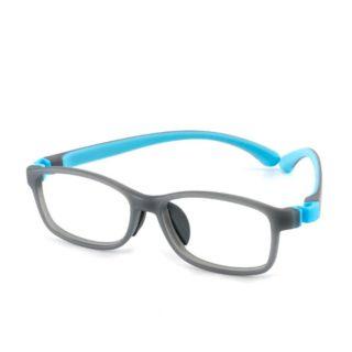 Cyxus Blue Light Blocking Glasses for Kids Gray (6003T42)