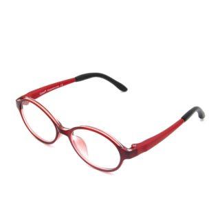 Cyxus Blue Light Blocking Glasses for Kids Red (6161T02)