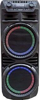 Dual 12inch professional wireless battery system speaker (MR-1209)