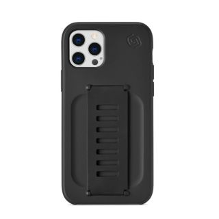 Grip2u Slim Case For iPhone 12 Pro Max - Charcoal