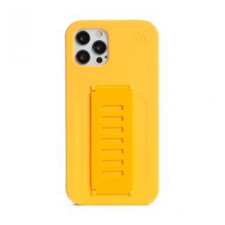 Grip2u Silicone Case for iPhone 12 / 12 Pro - Mango (GGA2061SCMGO)