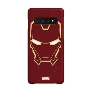Samsung Galaxy S10 Marvel Smart Cover - Iron man