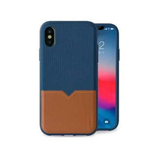 Evutec Leather Phone Case with Vent Mount for iPhone Xs Max