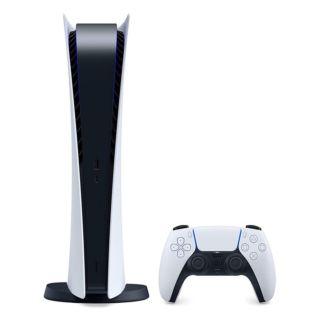 Sony PlayStation 5 PS5 Console Digital Version - Arabic (CFI-1116B-2)