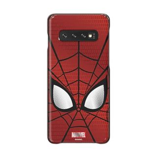 Samsung Galaxy S10 Marvel Smart Cover - Spiderman