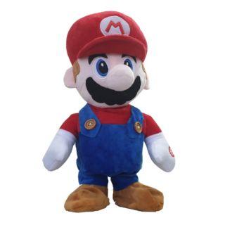 Super Mario Soft Stuffed Plush Toy (TOYS)