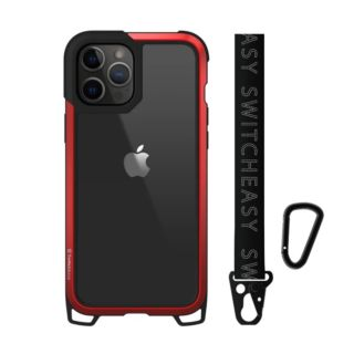 Switcheasy Odyssey Case For iPhone 12 &12 Pro RED