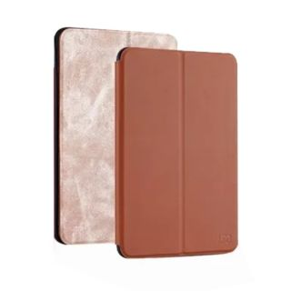 Two-Sided Stand  Flip Case For iPad 10.2 - Brown/Coffee (Two sided 10.2 CB)