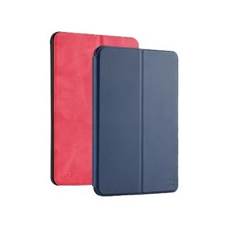 Two-Sided Stand  Flip Case For iPad 10.2 - Red/Blue (Two sided 10.2 RBL)