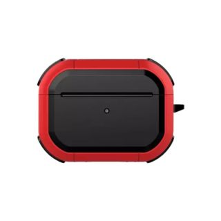 Wiwu Protective Case For Airpods pro Red (APC008 PRO R)