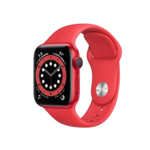 Apple Watch Series 6 GPS+Cellular 44mm PRODUCT(RED) Aluminium Case with PRODUCT(RED) Sport Band (M09C3)