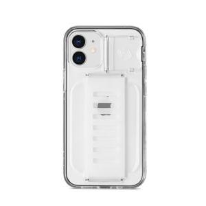 Grip2u Boost Cover For IPhone 12 Mini - Clear (GGA2054BTKCLR)