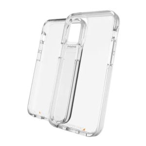 Mophie Crystal Palace Slim Case for IPhone 12 Mini Clear (702007000)
