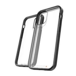 Mophie Hackney Slim Case for iPhone 12 Mini Clear Black (702007006)