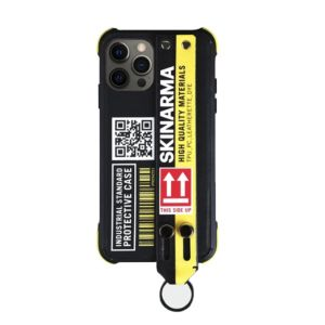Skinarma Hasso Case For iPhone 12&12 Pro Yellow